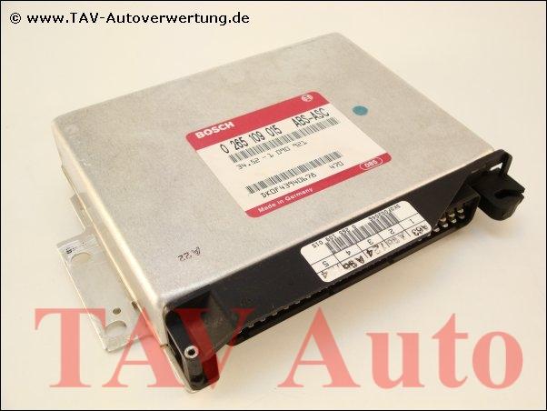 Abs Asc Control Unit Bosch Bmw E I
