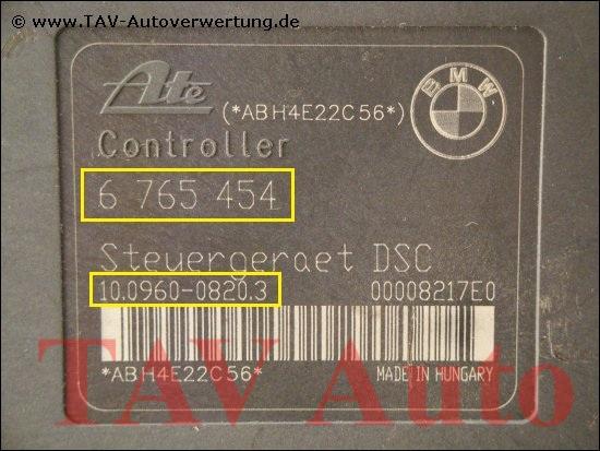 Abs Dsc Hydraulic Unit Bmw Ate B
