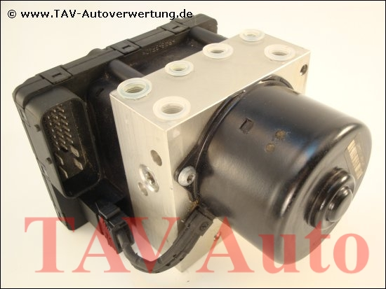Abs Hydraulic Unit Vw A D Ate X