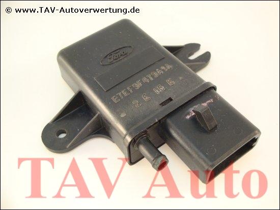 Egr Map Sensor Ford E Ef F A A