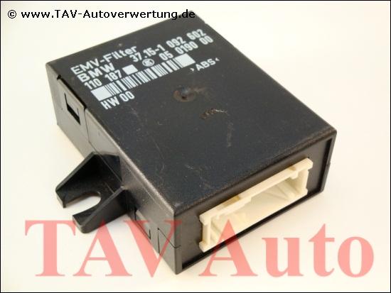 Emv Filter Control Unit Bmw Lk Hw