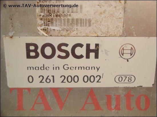 Engine Control Unit Bmw Bosch E Csi E I B