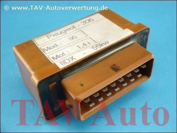 Fuel Pump Relay Type Citroen Peugeot B