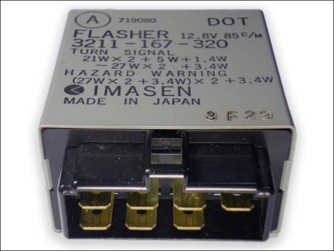 2004 Mercury Sable >> Flasher turn signal Mazda 3211167320 Kia HE0166830, 29,00