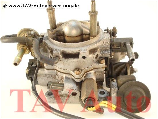 2004 Mercury Sable >> Throttle body central injection RGA4021 Hitachi AFH38M08 ...