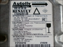 Air Bag control unit 7700-429-613-B AE Autoliv...