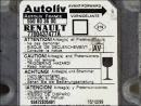 Air Bag control unit 7700-437-477-A AV Autoliv...