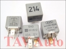 Relay No.214 12V 40A VW 443-951-253-K $ 89-95-12 SHO Audi