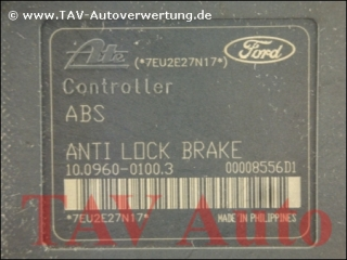 ABS Hydraulik-Aggregat Ford 2S61-2M110-CD Mazda D351-437-A0-Z01 Ate 10.0206-0016.4 10.0960-0100.3