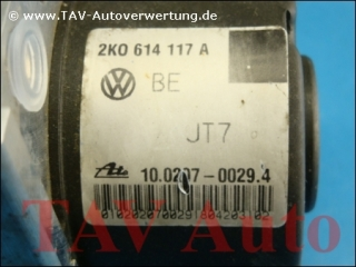 ABS/MABS Hydraulik-Aggregat VW 2K0614117A 2K0907379A Ate 10.0207-0029.4 10.0970-0317.3