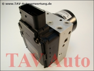 ABS+TCS Hydraulikblock Ford 98AG-2C285-BE Ate 10.0204-0160.4 10.0948-0102.3 5WK8448