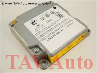 Air Bag VW3 control unit VW 1J0-909-607 Siemens 5WK4-199