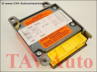 Airbag VW3 Steuergeraet VW 1J0909609 Siemens 5WK42800 Index 04