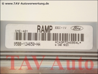 Motor-Steuergeraet Ford 95BB-12A650-HA RAMP SME-401 EEC-IV 7111433