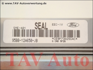 Motor-Steuergeraet Ford 95BB-12A650-JB SEAL SME-401 EEC-IV 1014285