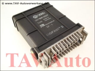 Motor-Steuergeraet VW 037906022F TAN DF-1 Digifant ® II