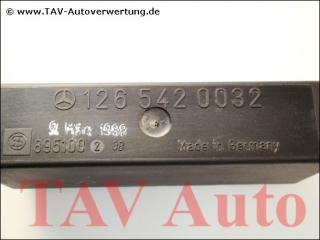 Steuergeraet Lampenkontrolle A 1265420032 $ 895100 Mercedes-Benz