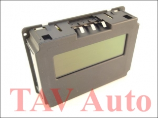 Display Multifunktionsanzeige GM 090565935 AP Siemens 5WK7457 Opel Omega-B 1236524